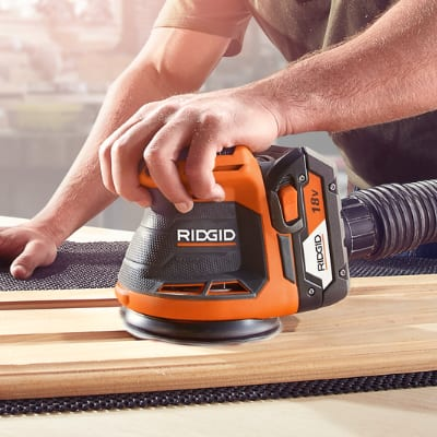 Ridgid 18-Volt OCTANE Woodworking Kit