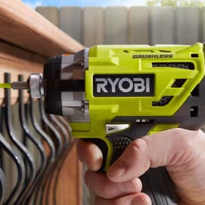 Ryobi 18-Volt ONE+ Starter Kit