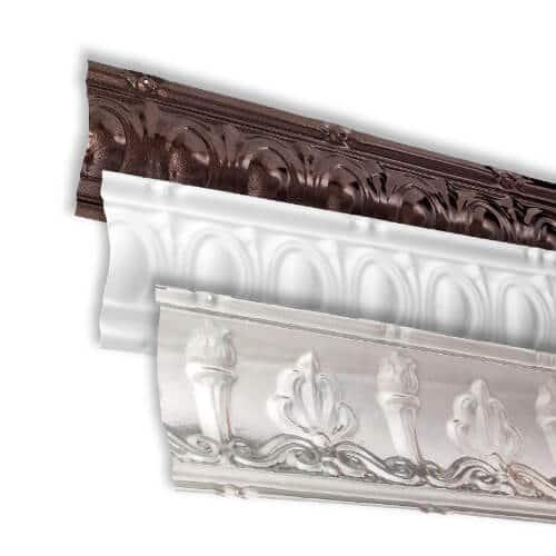 tin ceiling trim