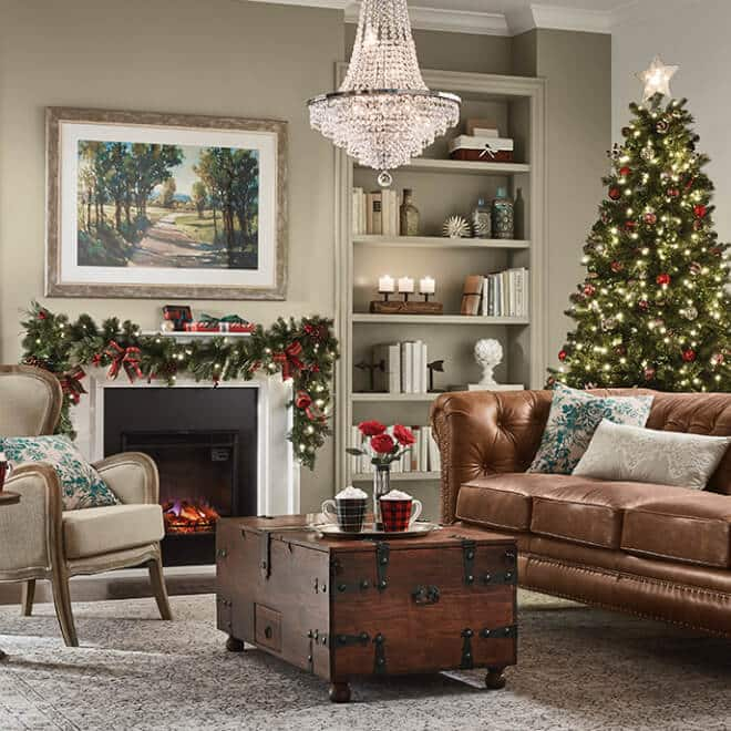 Up to 35% Off Select Furniture & Decor