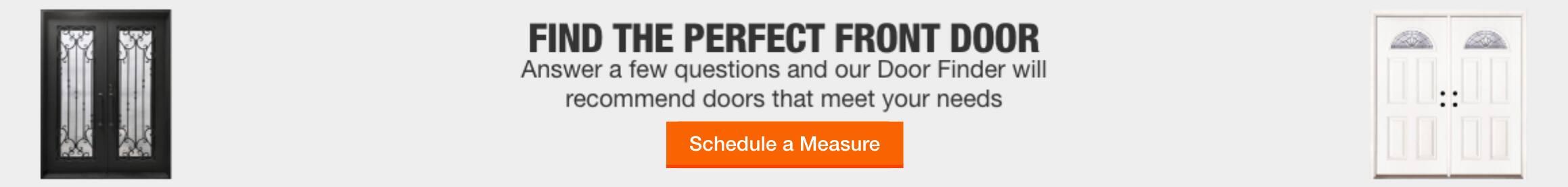 Find Perfect Front Door
