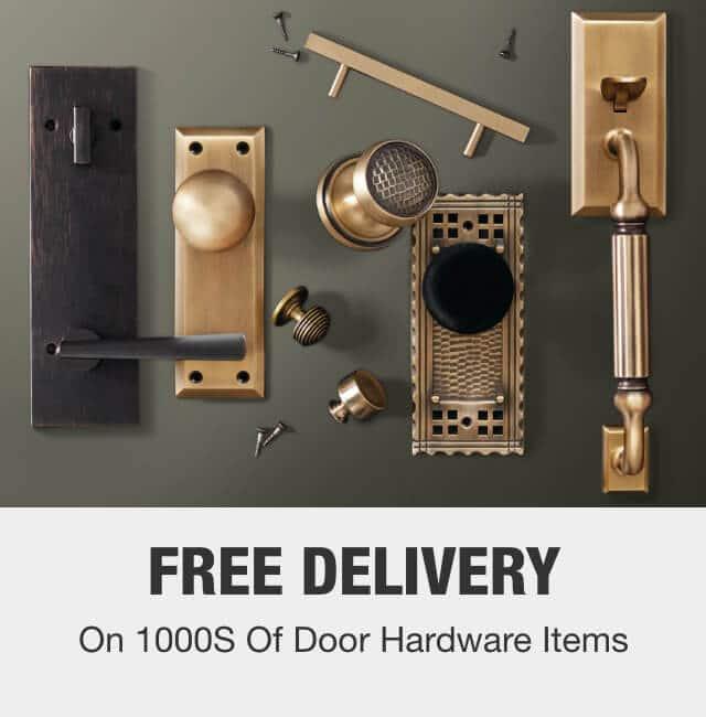 Door Hardware The Home Depot