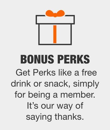 Bonus Perks