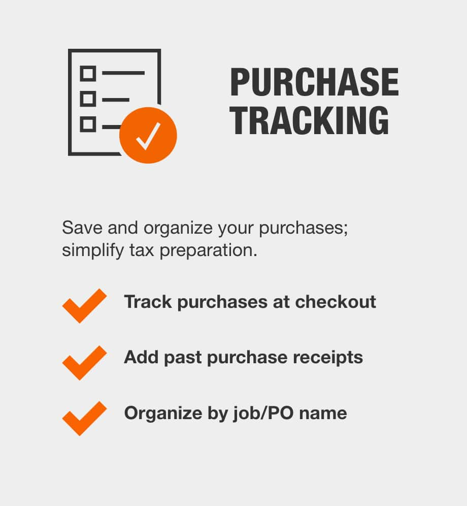 Purchase Tracking