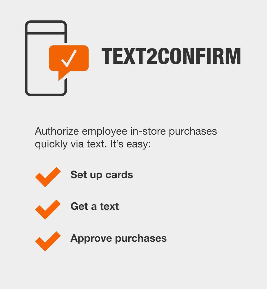 Text2Confirm