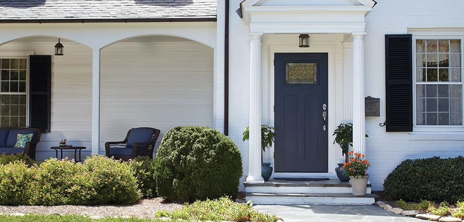 Enhance Your Front Entry