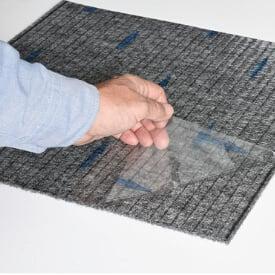Peel-and-Stick Carpet Tile