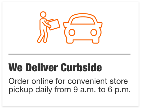 We Deliver Curbside. Order online for convenient store pickup daily from 9 a.m. to 6 p.m.