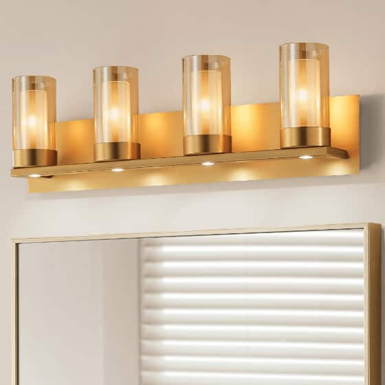 Up to 20% off Select Vanity Lights