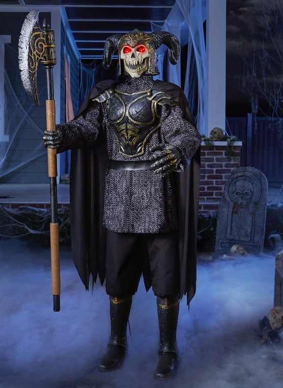 Animated Grave Warrior