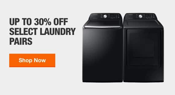 Up to 30% Off Select Laundry Pairs. Shop Now.