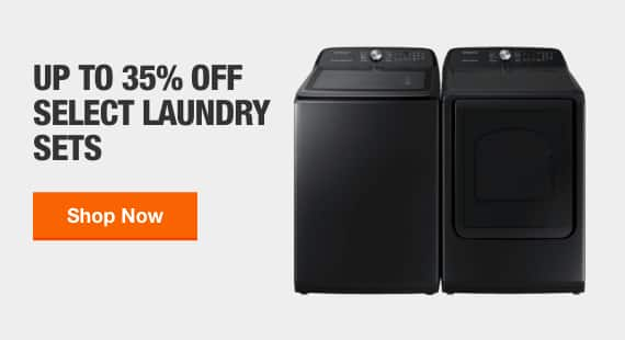 Up to 35% Off Select Laundry Sets. Shop Now.