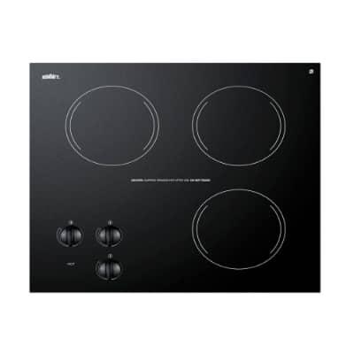 3 burner cooktop