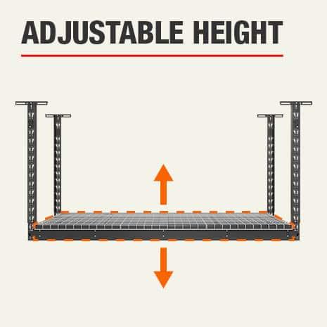 Husky Adjustable Height