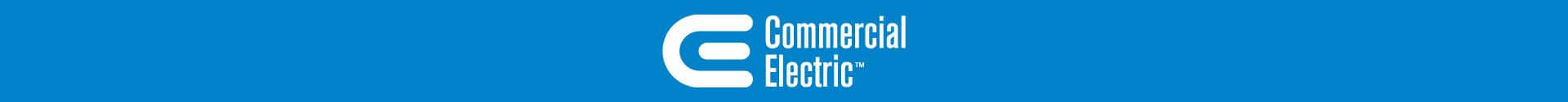 Commercial Electric Brand Banner