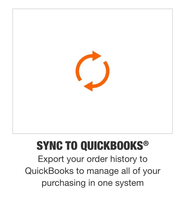 Sync To Quickbooks