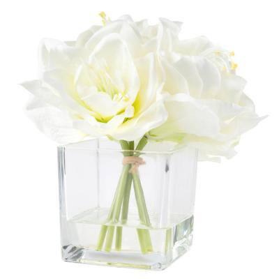 Lily Floral Cream Arrangement