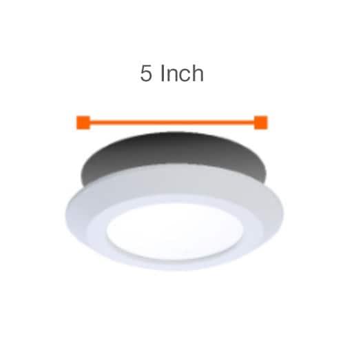 5 in. Recessed Lighting