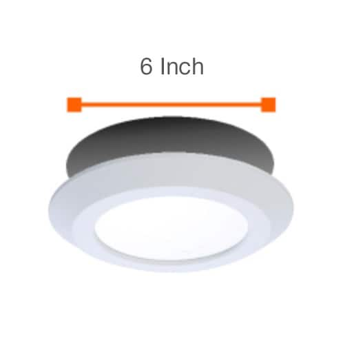6 in. Recessed Lighting