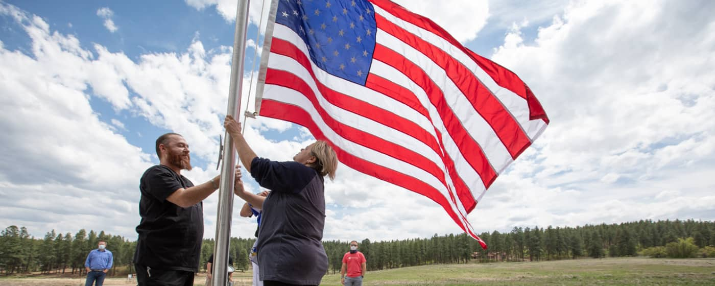 $375 MILLION INVESTED IN SUPPORT OF VETERAN CAUSES