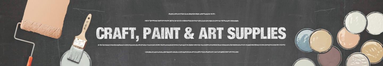 Craft, Paint, & Art Supplies