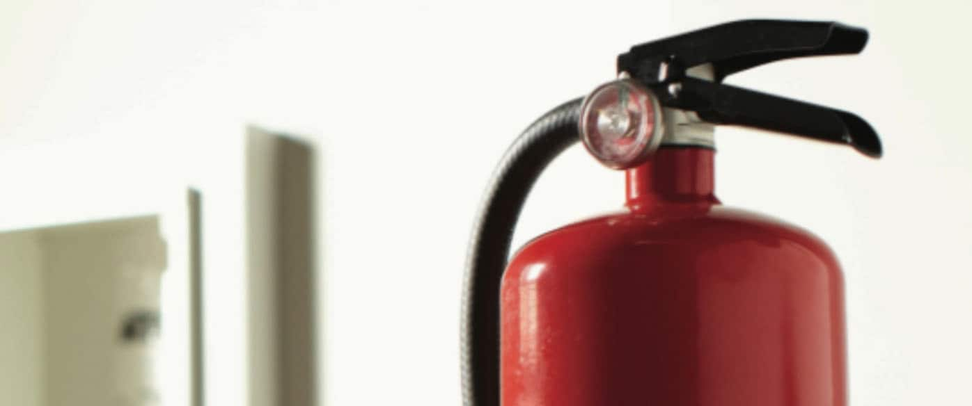 Workplace Fire Extinguisher Requirements