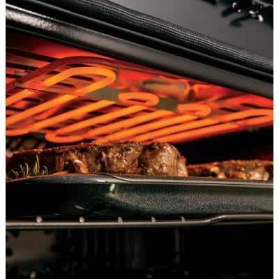 Broiler in Oven