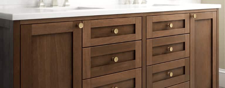 Cabinet Hardware The Home Depot, Bathroom Drawer Pulls