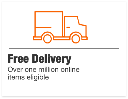 Free Delivery. Over one million online  items eligible