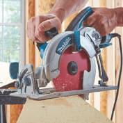 Choosing circular saw blades