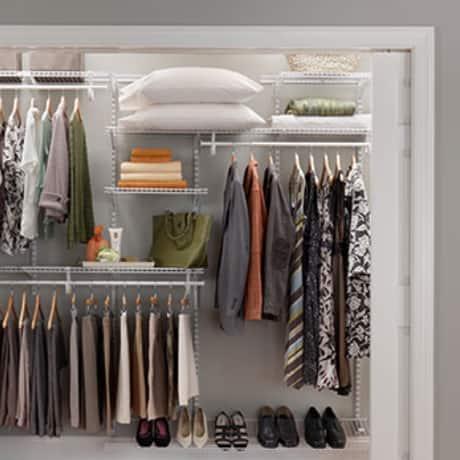 ClosetMaid® Shelftrack  collection