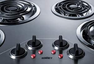 Coil Cooktops