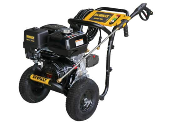 Commercial Pressure Washers (3100+ PSI)