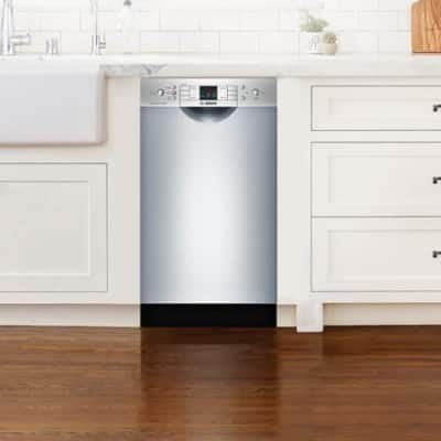"Built-In Dishwashers  18"" W and Under"