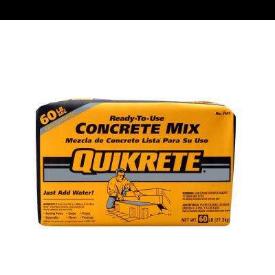 All purpose concrete mix