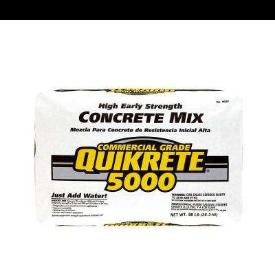 Pro commercial grade concrete mix