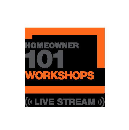Free homeowner workshops