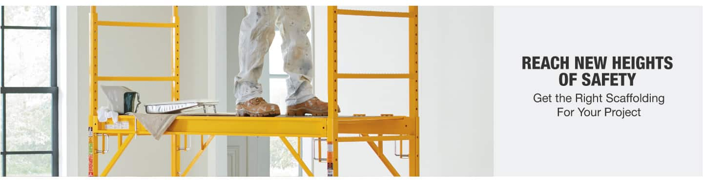 Reach New Heights of Safety - Get the right scaffolding for your project