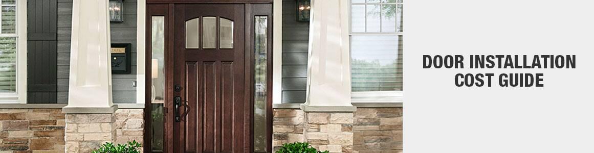 Door Installation cost guide