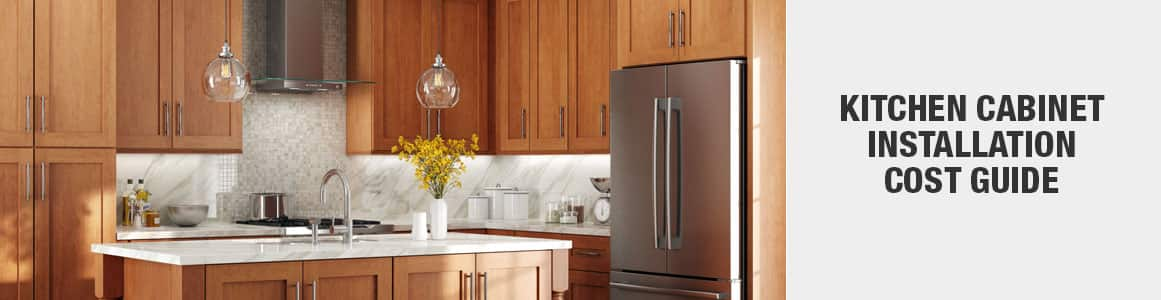 Kitchen Cabinet Installation Cost Guide