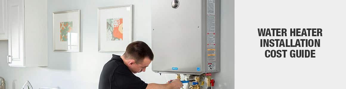 Water Heater Installation Guide