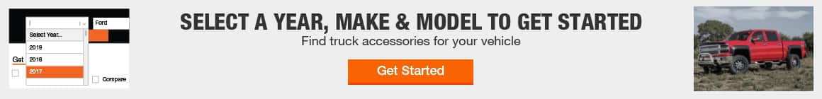 Find truck accessories for your vehicle