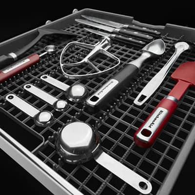 Dishwashers with Third Racks