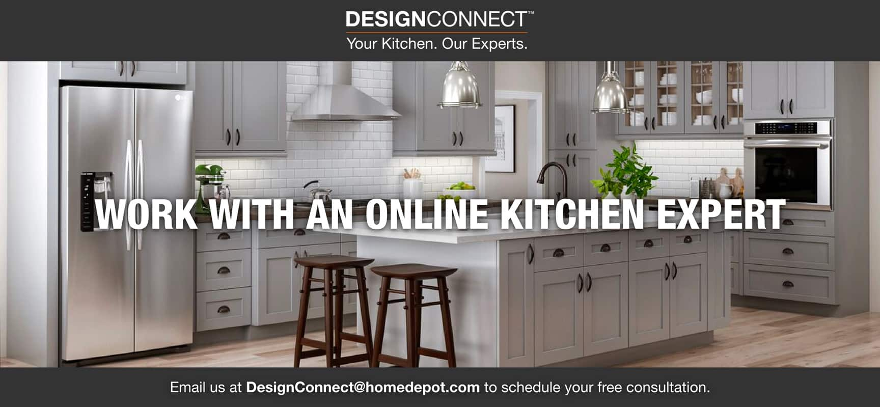 The Home Depot   DesignConnect