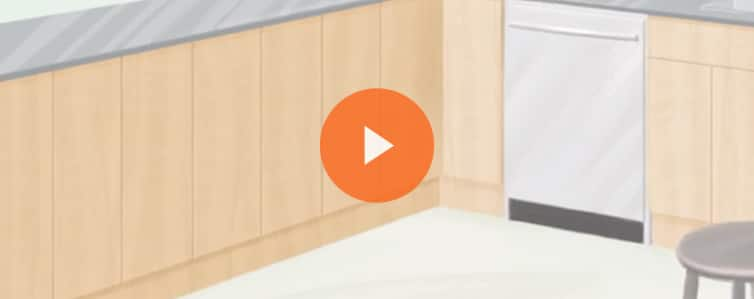 Dishwasher Install Video