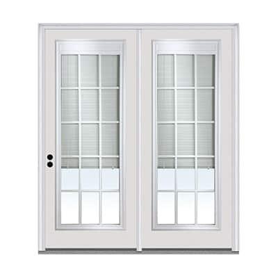 Center Hinge Patio Doors