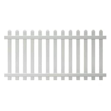 Spaced Picket Fences