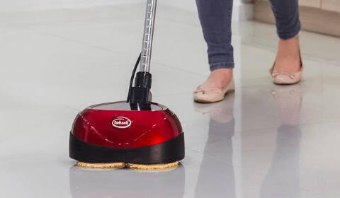 Floor Scrubbers & Buffers