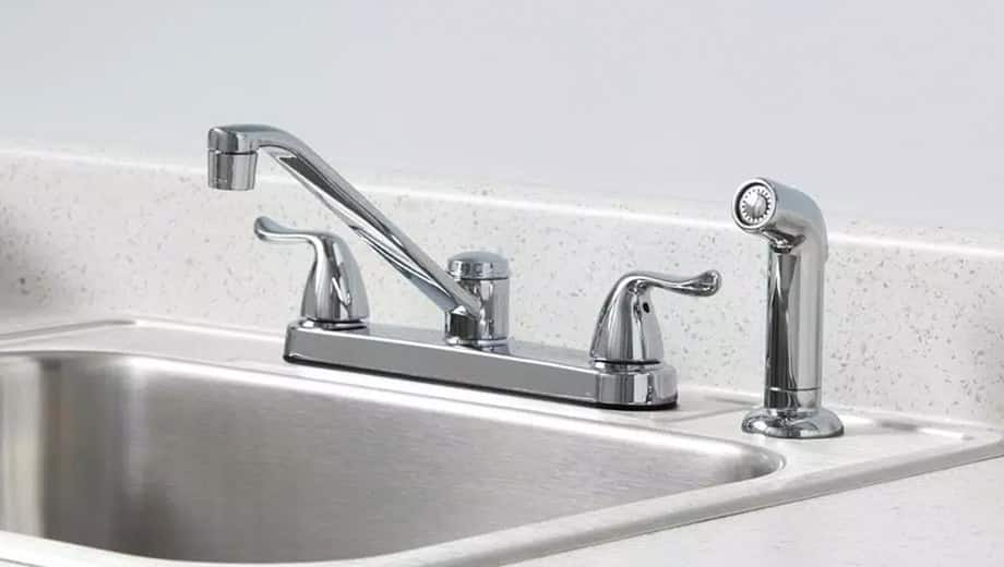 How To Replace a Sink Sprayer