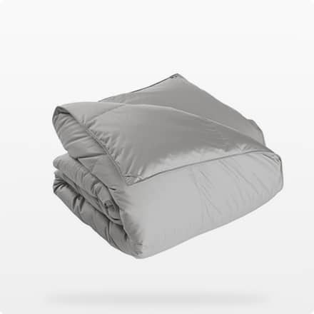 Medium Warmth Down Comforters